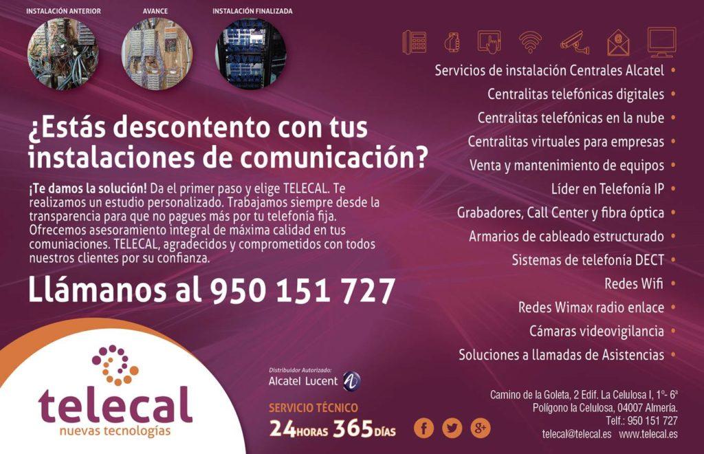 Promoción instalaciones de comunicaciones